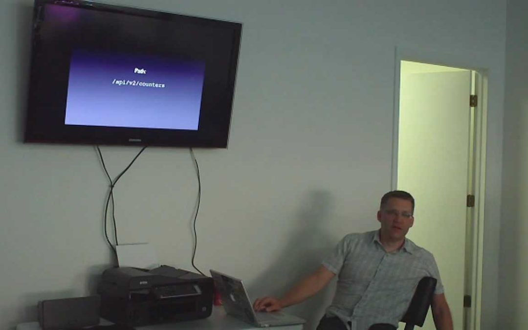 Kevin Beam presents versioned REST APIs in Rails