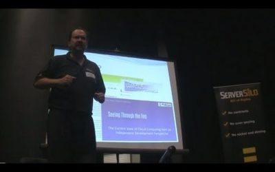 Jeff Hardy – Death to the Cloud – Barcamp Omaha