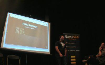 Nick Nisi – vim editor – Barcamp Omaha