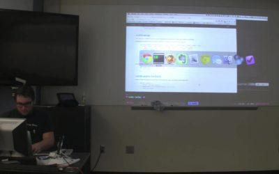Nick Nisi talks about Node.js and Express