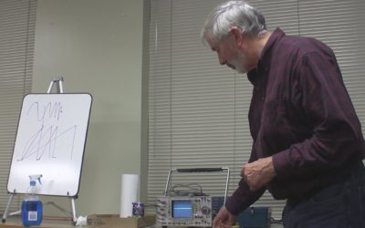 Oscilloscope Basics at SWIARC