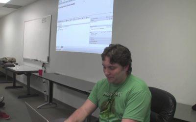 Building RESTful services with Node.js