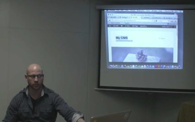 Eric Downs – Introduction to WordPress