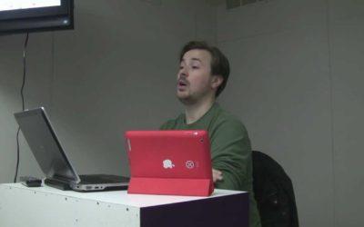 Drew Gourley presents on WordPress security