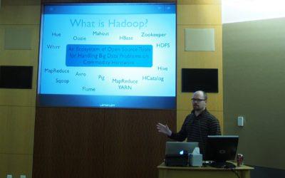 Shawn Hermans – Hadoop & Hbase