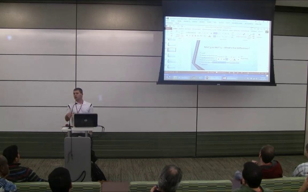 Dustin Horne – Introduction to ASP.Net MVC