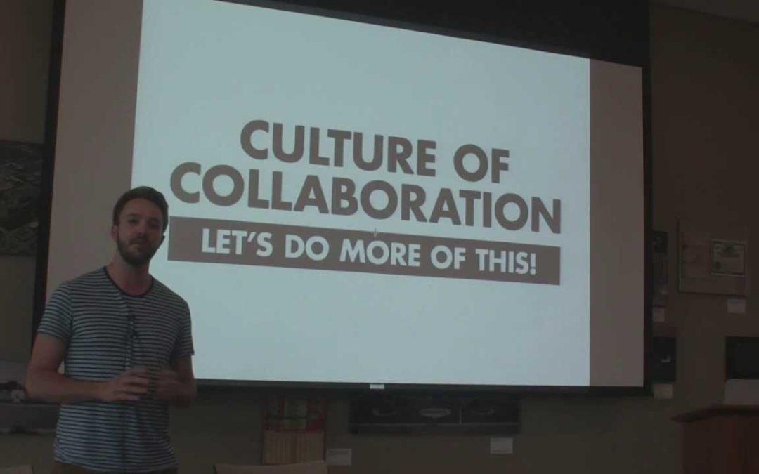 Nicholas Petersen – Collaborative Problem Solving