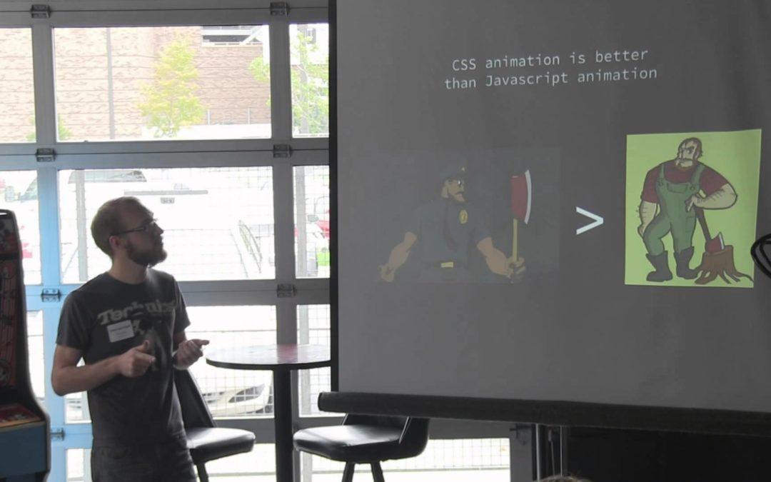 Caleb Nachtigall – Awesome things I discovered while coding Barcamp