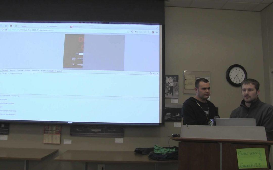 NebraskaJS – For Whom The Browser DevTools