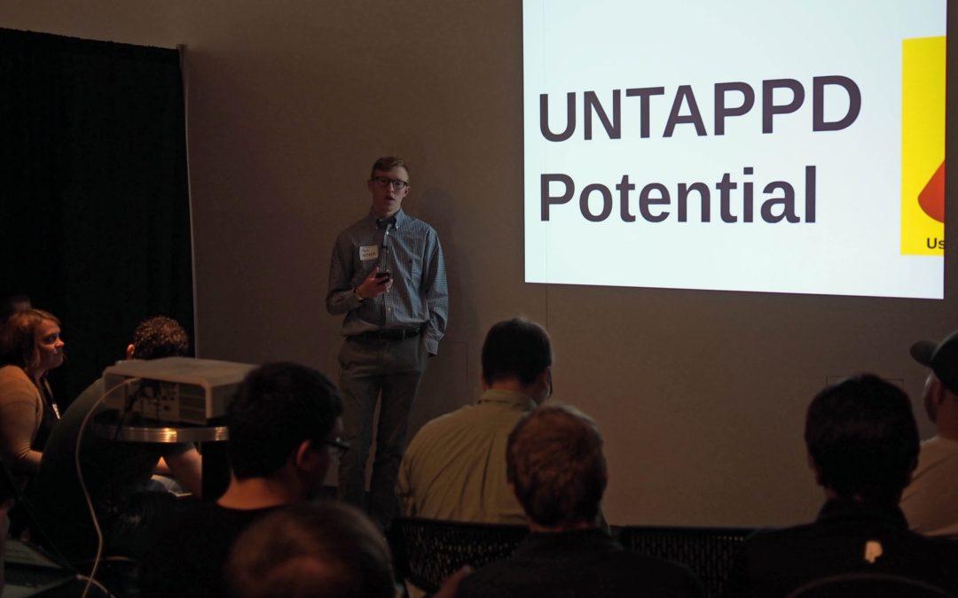 Matt Hoover – Untappd Potential
