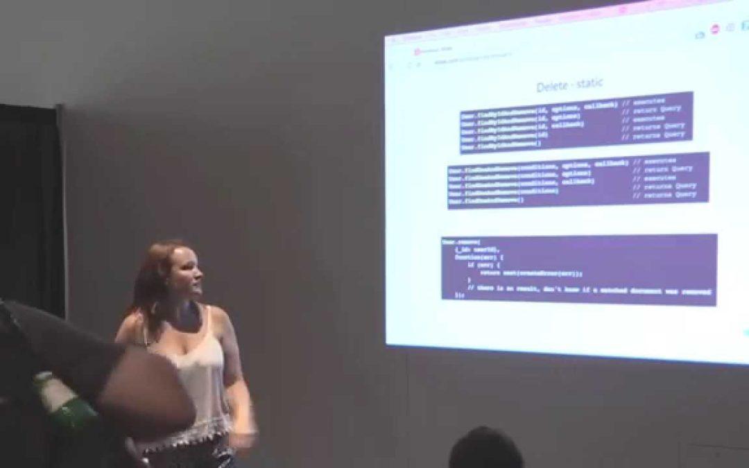 Sandi Barr – Schema Design in MongoDB