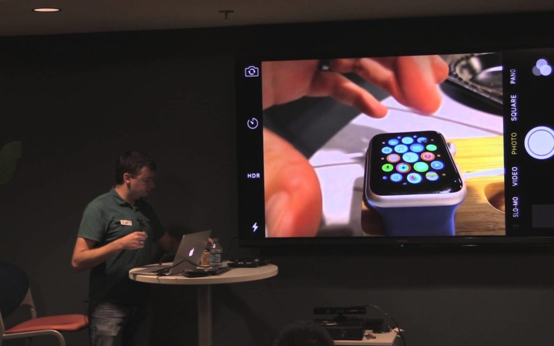 Rob Stevenson – WatchOS