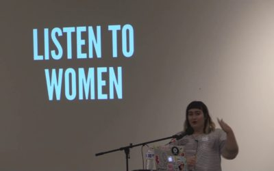 Alexandra Millatmal – How to Support Girls Who Code