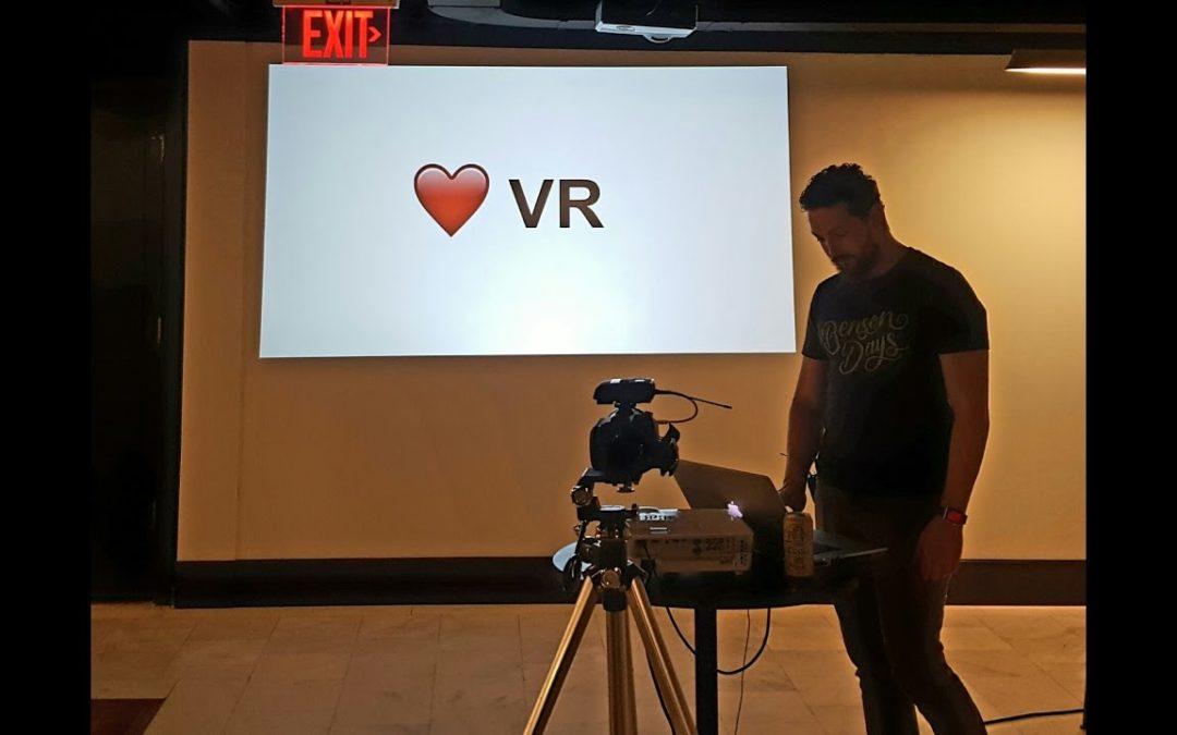 Omaha Virtual Reality Meetup – VR 101