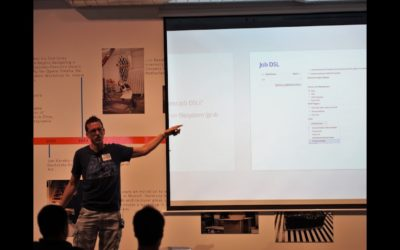 John Davis – Creating Jenkins Jobs Using Job DSL