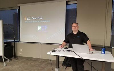 Chris Tierney – Deep Dive into Cloud Computing