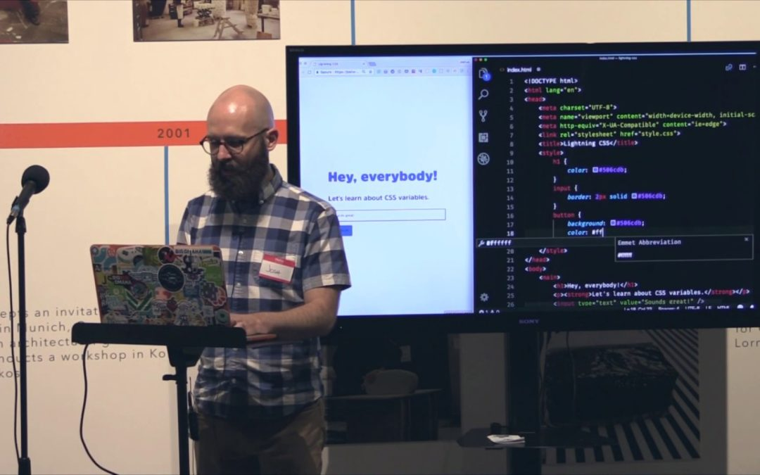 Josh Collinsworth – CSS Variables