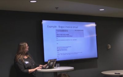 Stacy Eldridge – Business Email Compromise